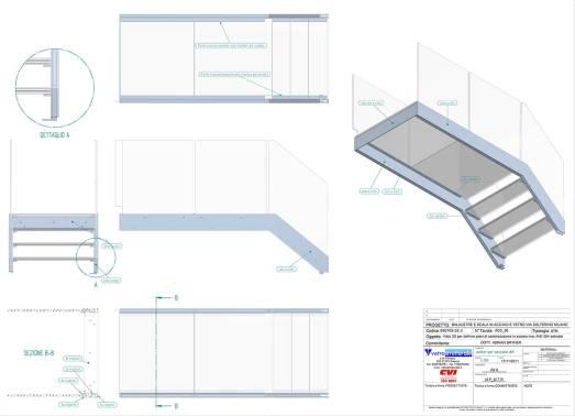 dalla progettazione alla realizzazione, Vetrostrutturale segue tutte le fasi del prodotto