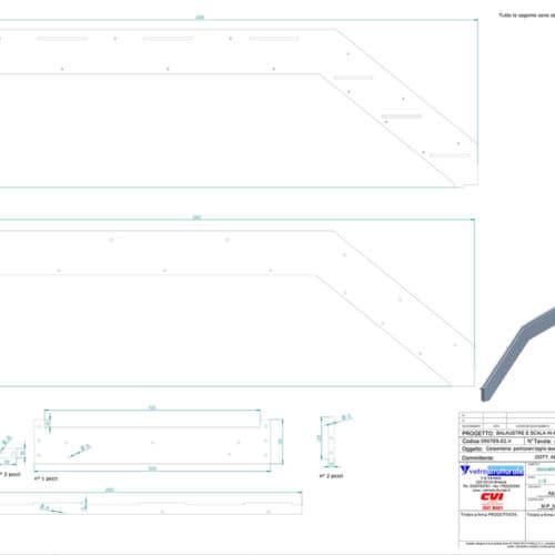 Il secondo step nella realizzazione si un progetto è la ricostruzione del manufatto